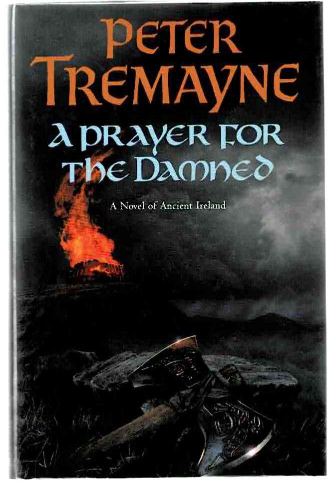 Image for A Prayer for the Damned: A Novel of Ancient Ireland