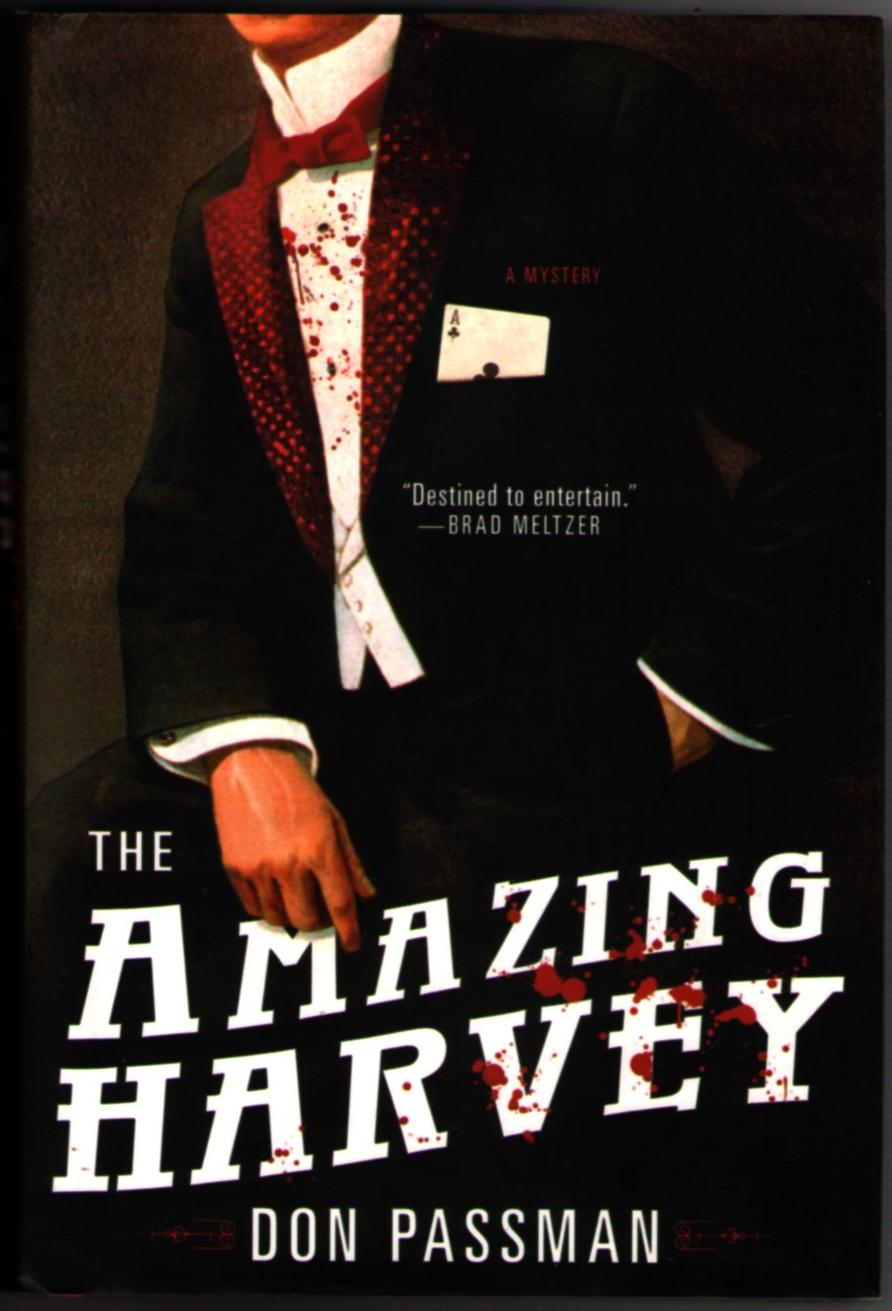 Image for The Amazing Harvey