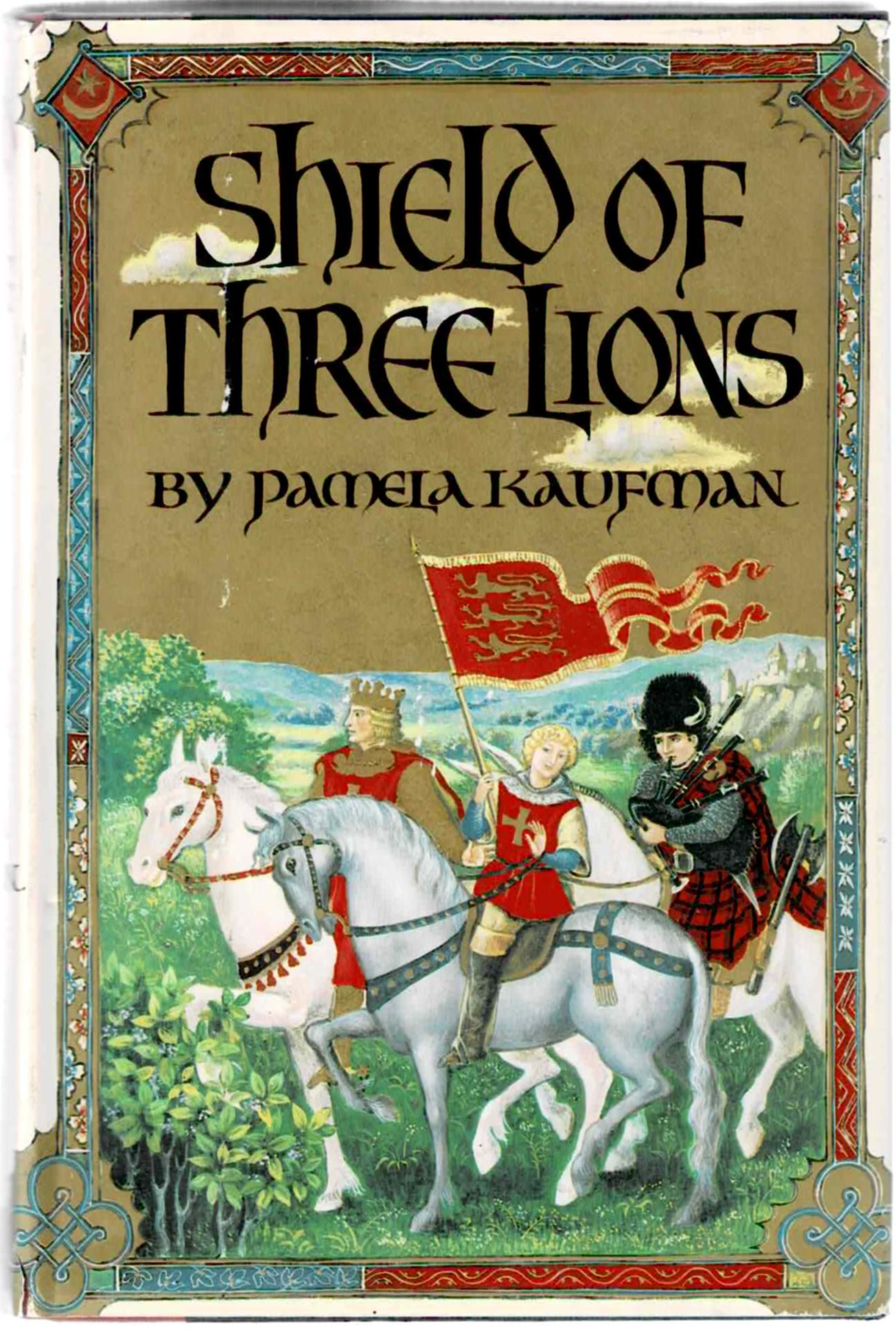 Image for Shield of Three Lions