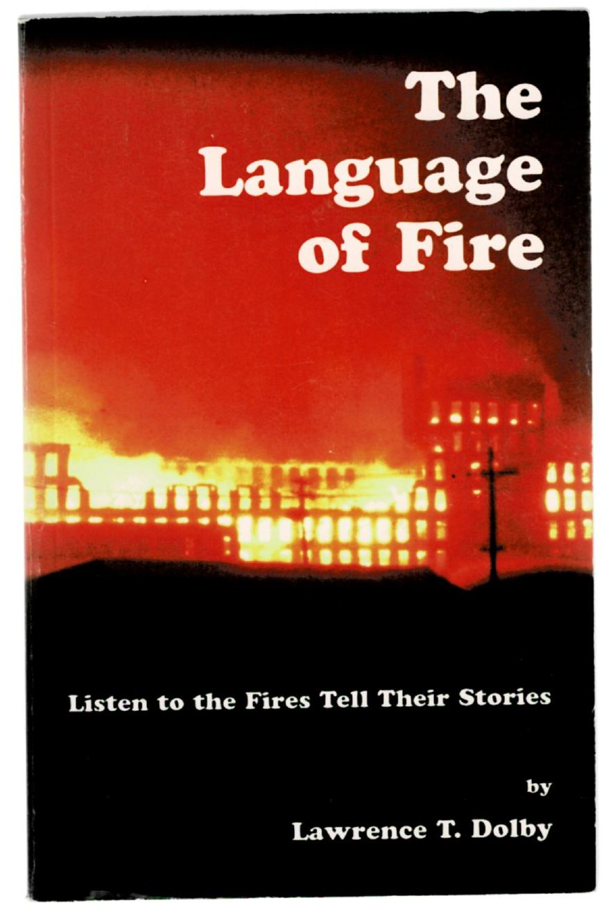 Image for The Language of Fire