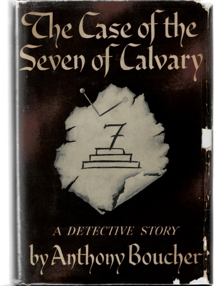 Image for The Case of the Seven of Calvary: A Detective Story