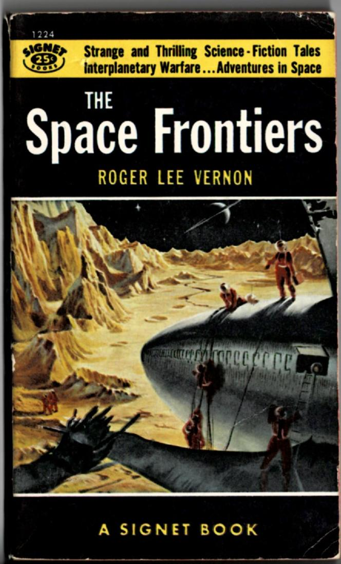 Image for The Space Frontiers