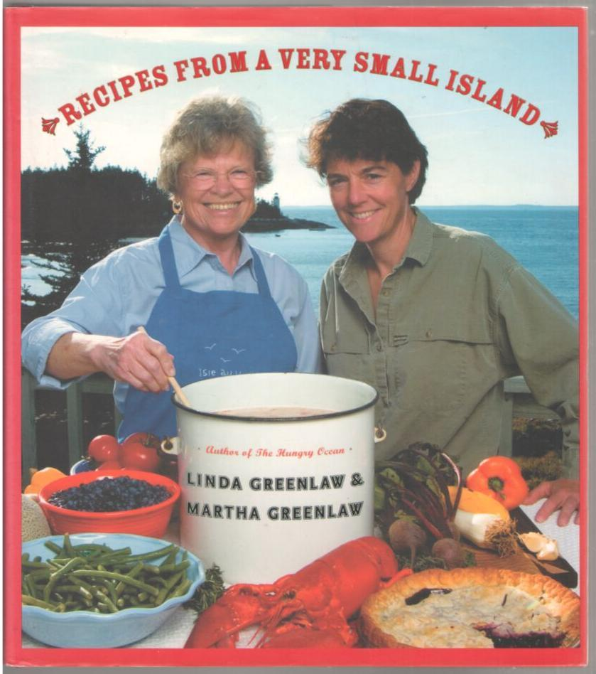 Image for Recipes from a Very Small Island