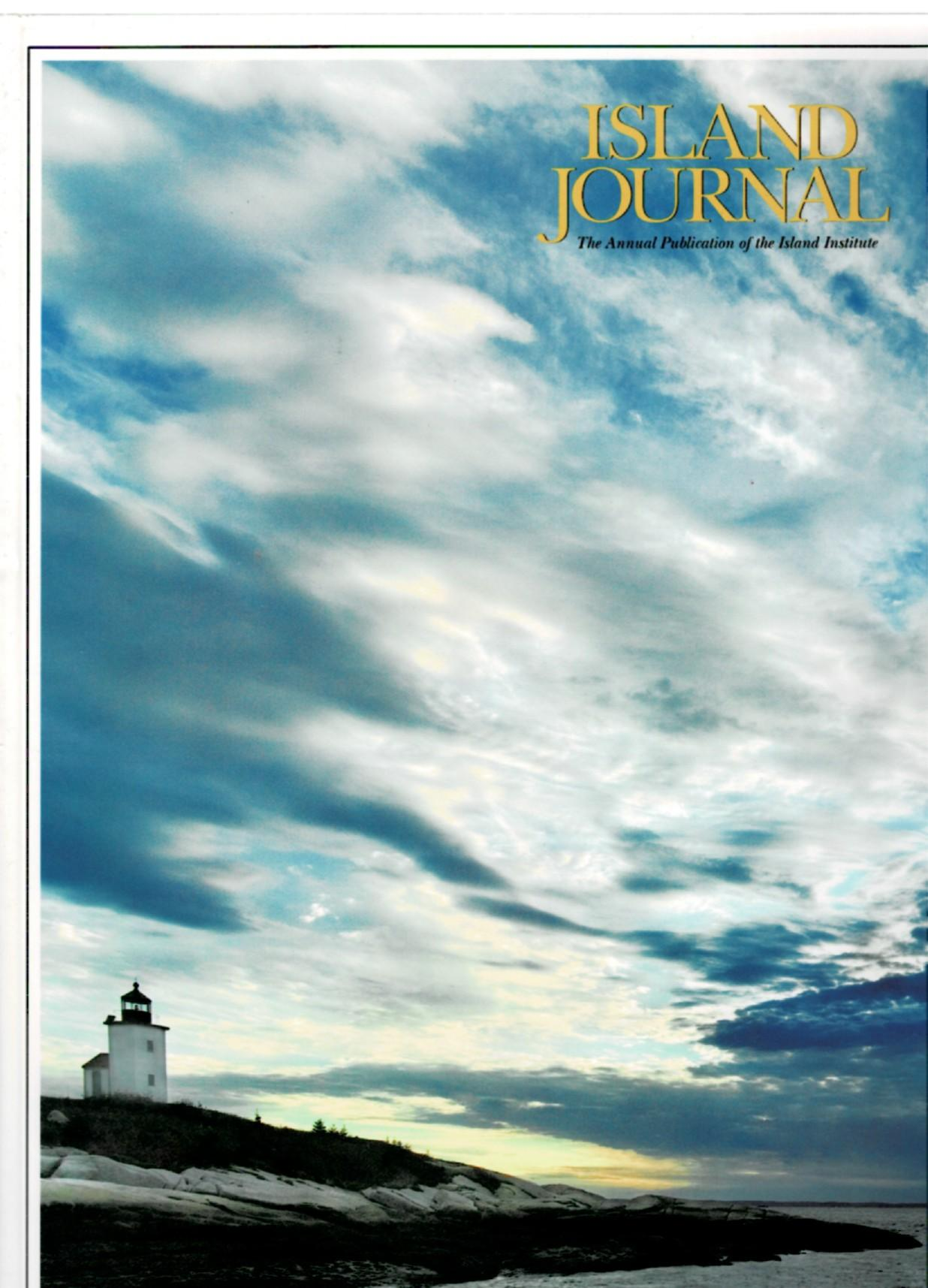 Image for Island Journal: The Annual Publication of the Island Institute