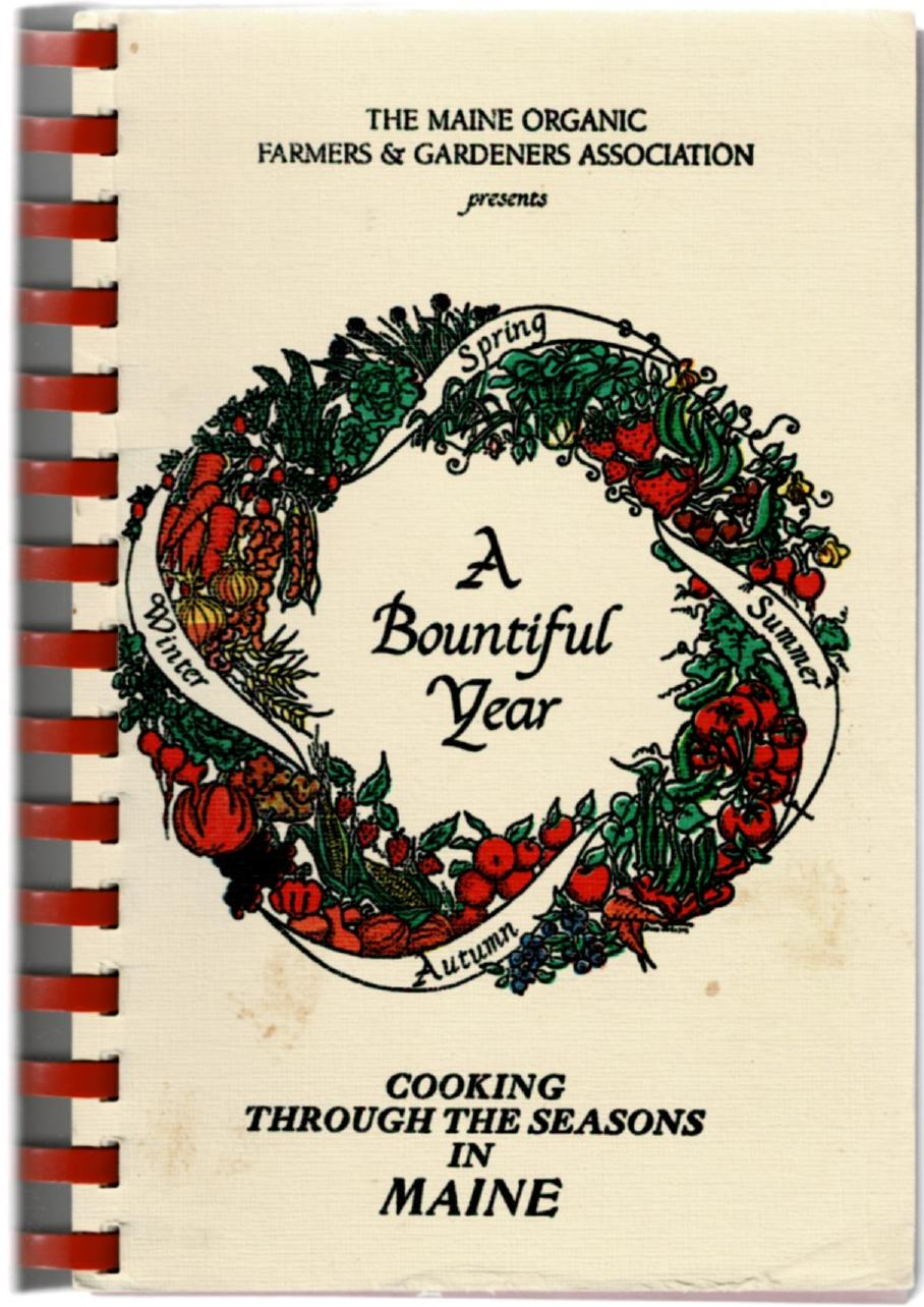 Image for A Bountiful Year: Cooking Through the Seasons in Maine