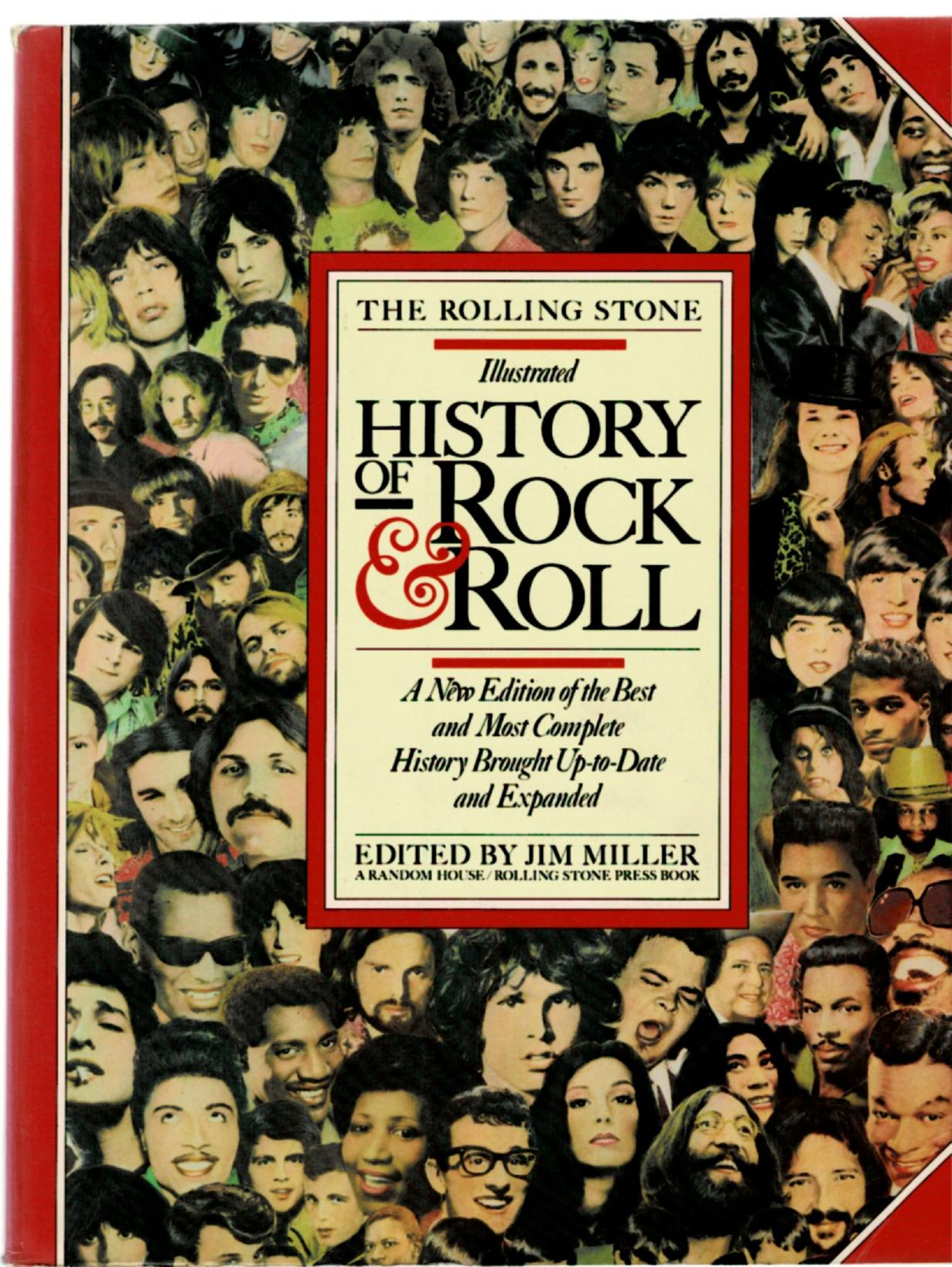 Image for The Rolling Stone Illustrated History of Rock & Roll, 1950-1980
