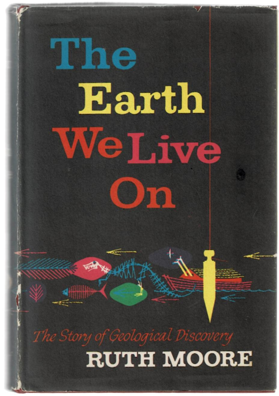 Image for The Earth We Live On: The Story of Geological Discovery