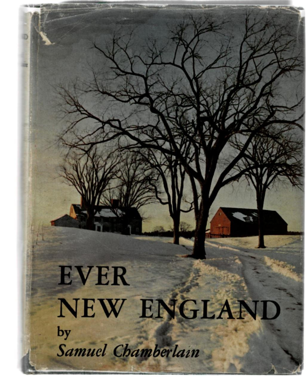 Image for Ever New England