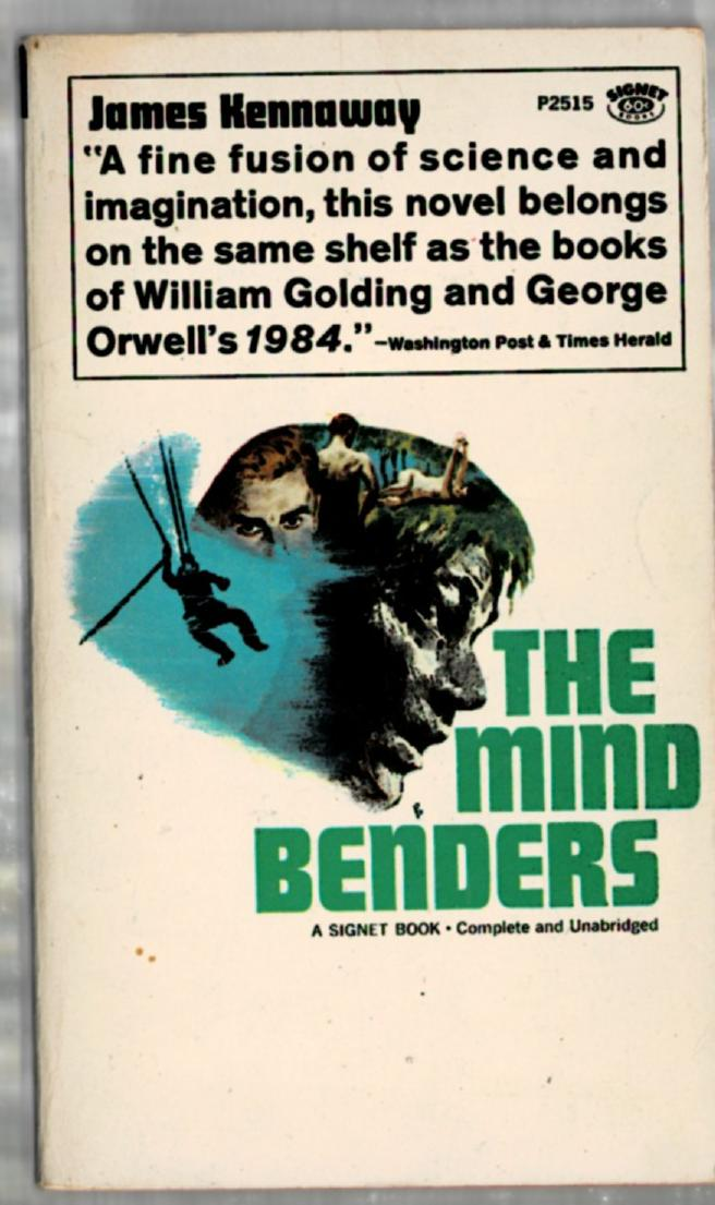 Image for The Mind Benders