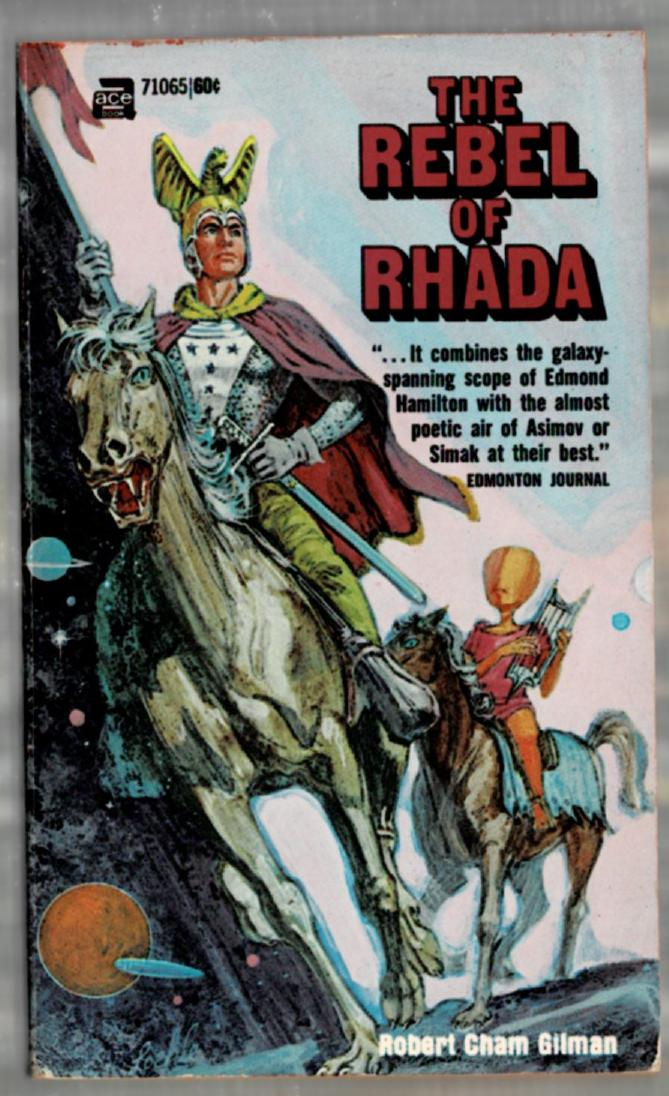 Image for The Redbel of Rhada