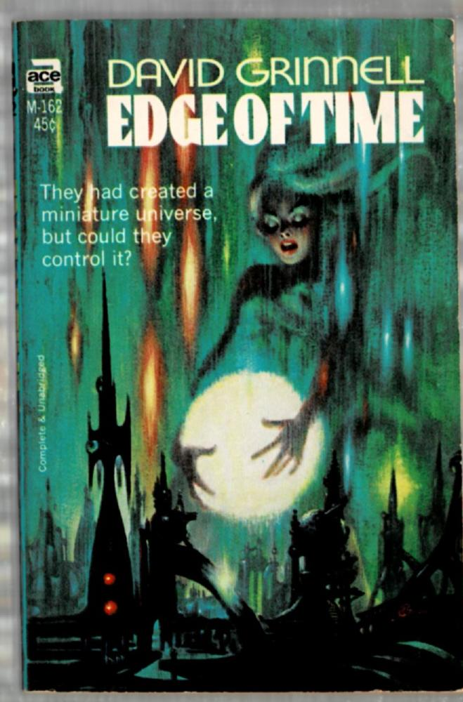 Image for Edge of Time