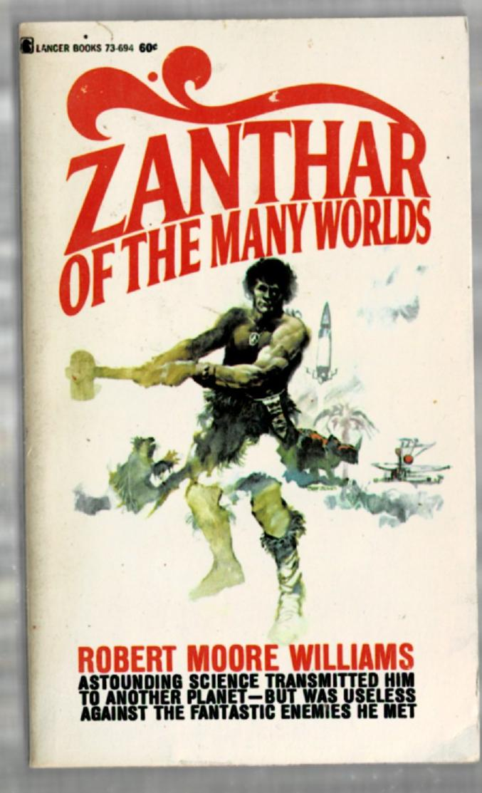 Image for Zanthar of the Many Worlds
