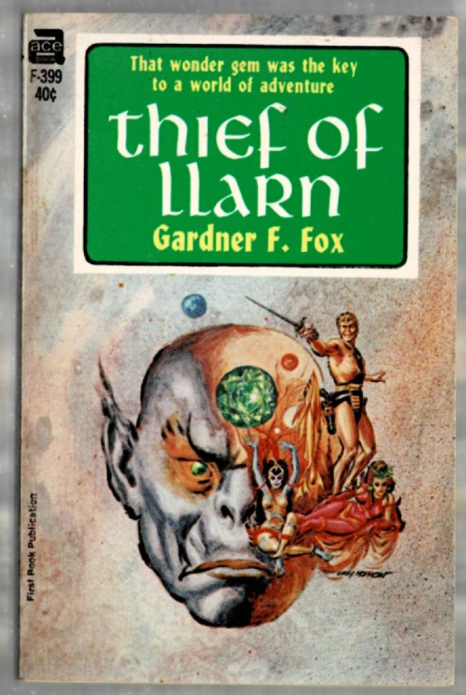 Image for Thief of Llarn
