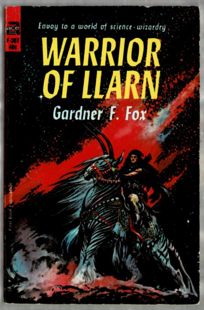 Image for Warrior of Llarn