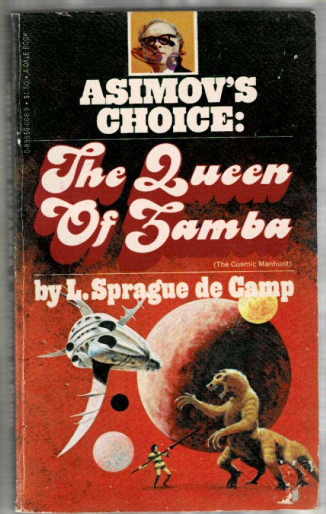 Image for The Queen of Zamba