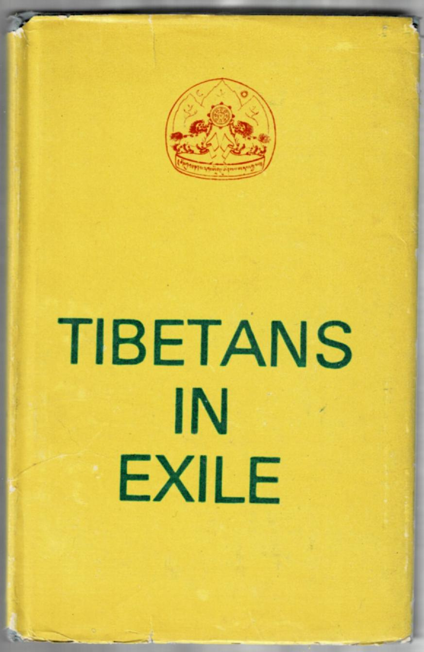 Image for Tibetans in Exile 1959-1980
