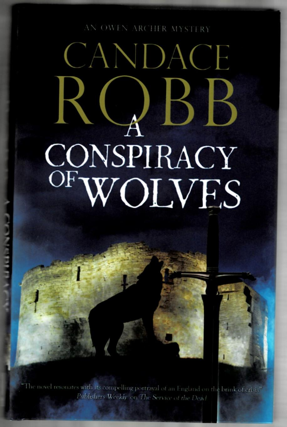 Image for A Conspiracy of Wolves (An Owen Archer Mystery)