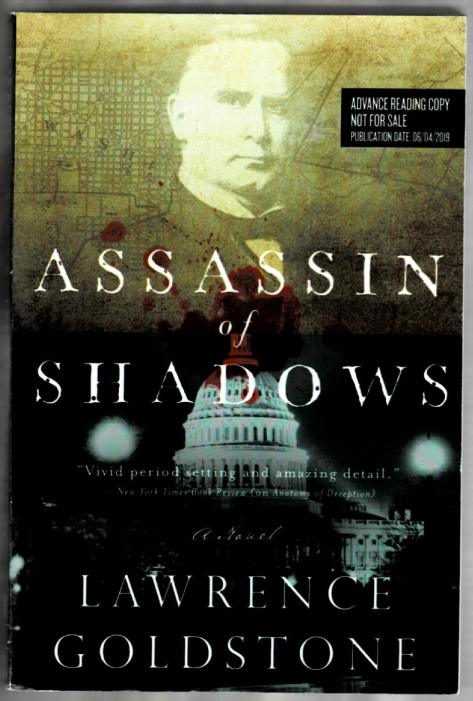 Image for Assassin of Shadows