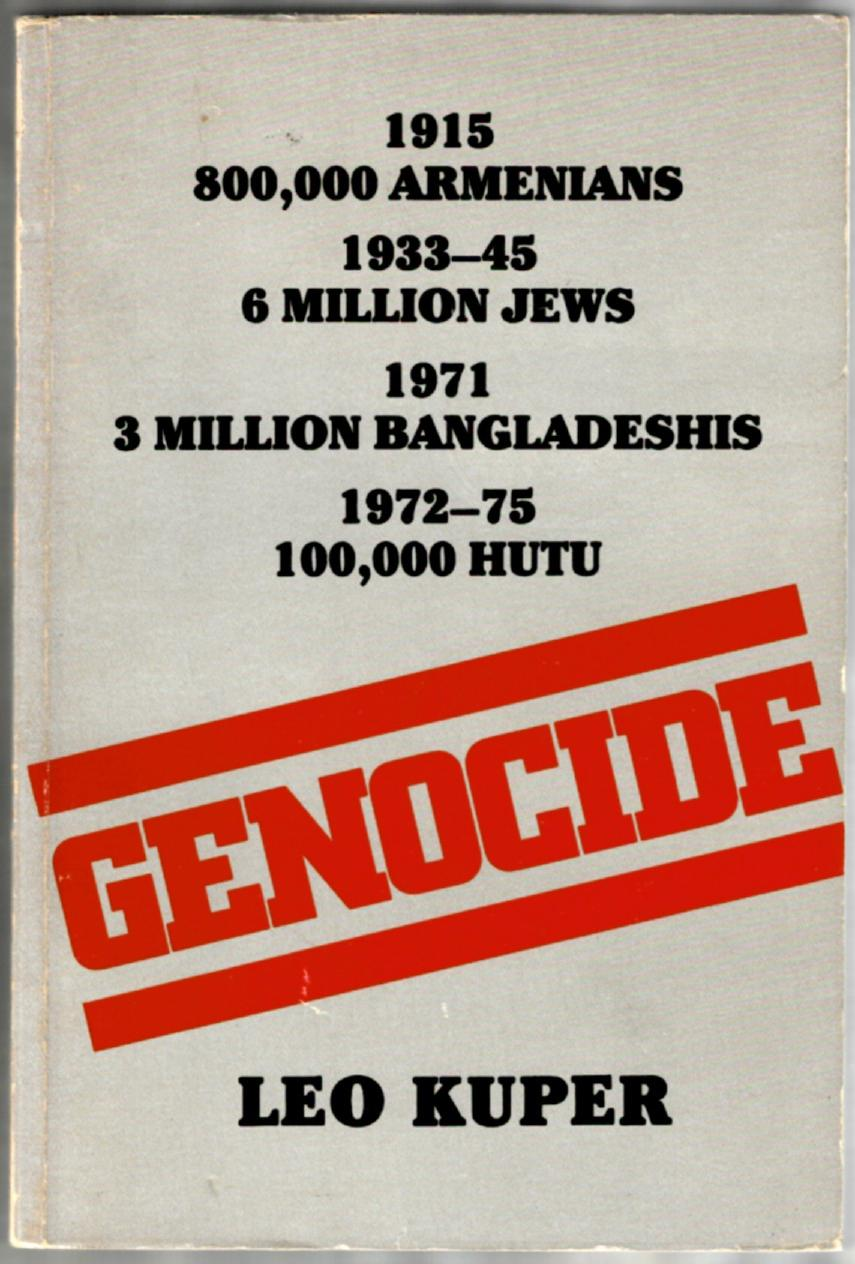 Image for Genocide: Its Political Use in the Twentieth Century