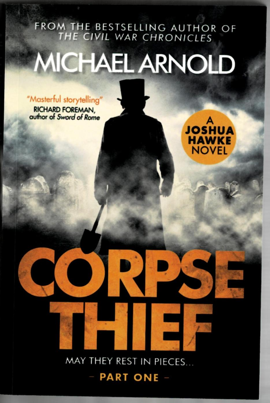 Image for Corpse Thief: Joshua Hawke Thrillers; Part One