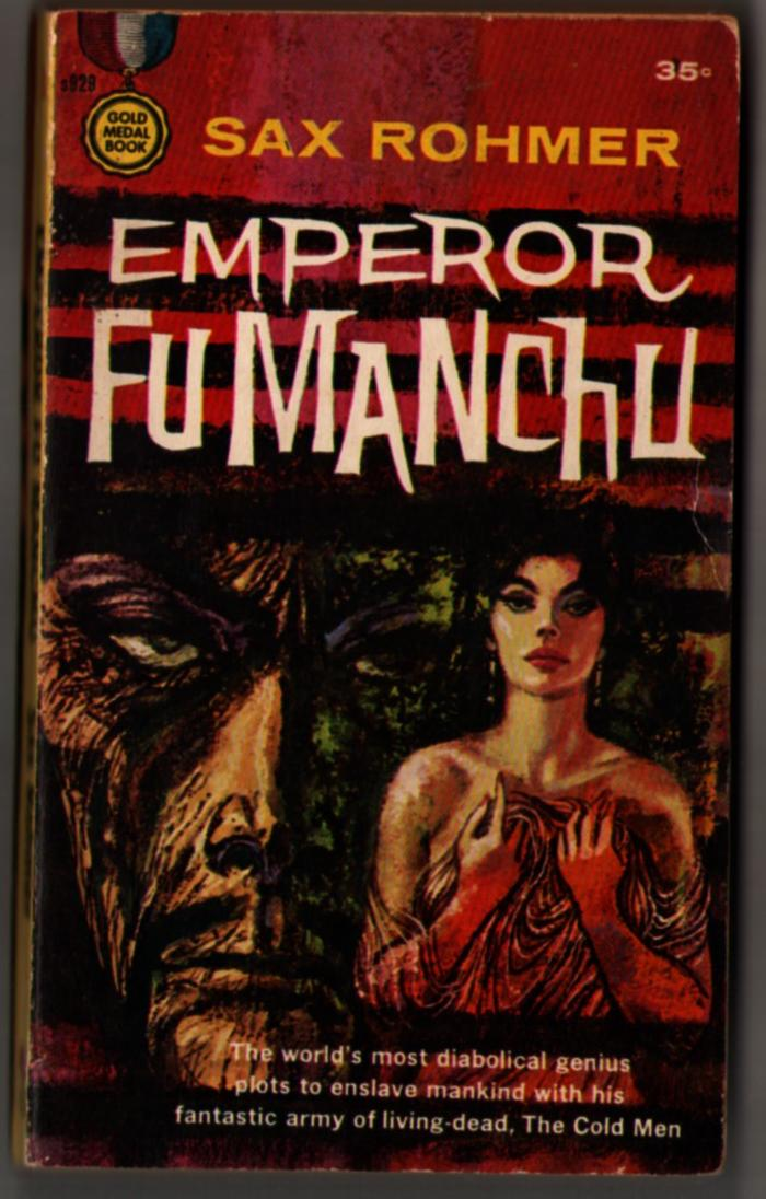 Image for Emperor Fu Manchu