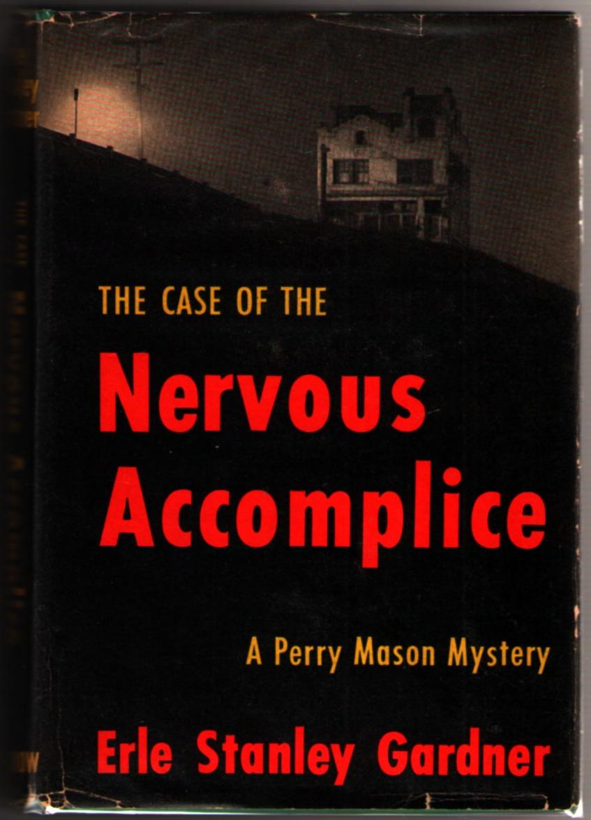 Image for The Case of the Nervous Accomplice