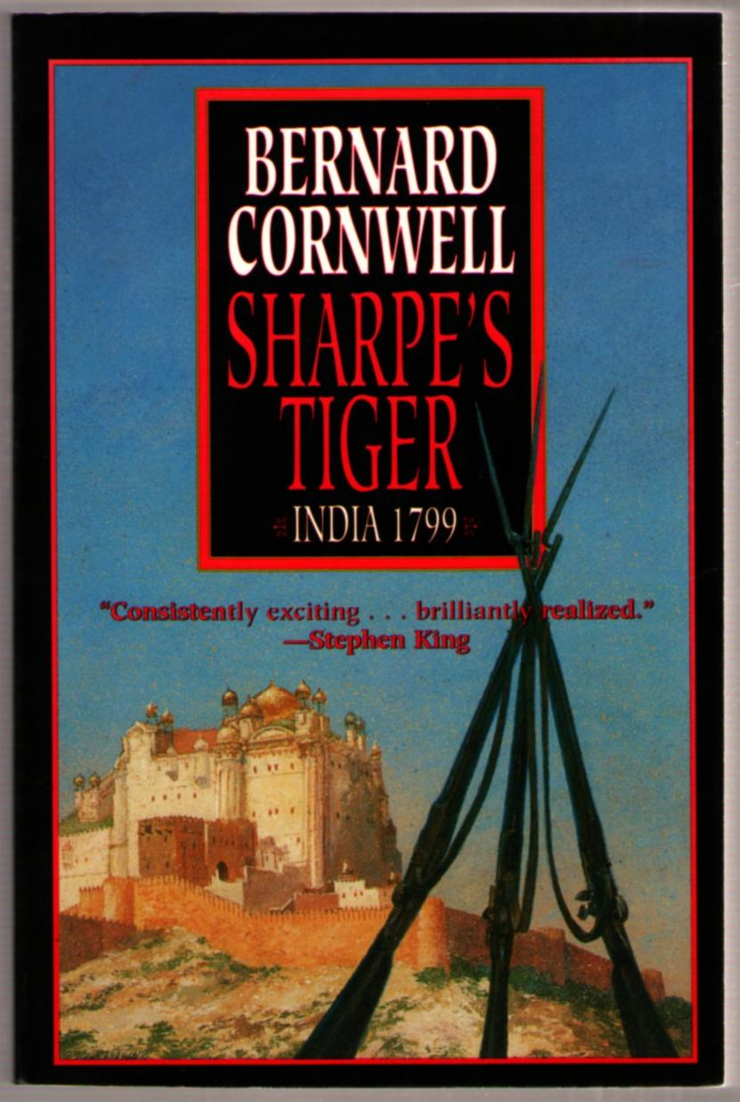 Image for Sharpe's Tiger: India 1799
