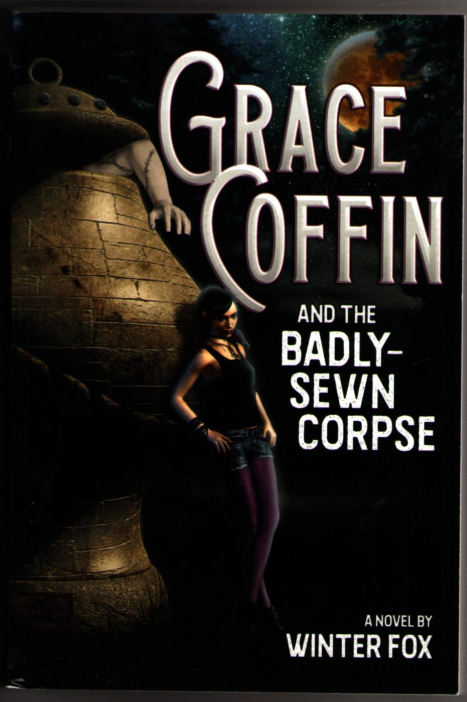 Image for Grace Coffin and the Badly Sewn Corpse