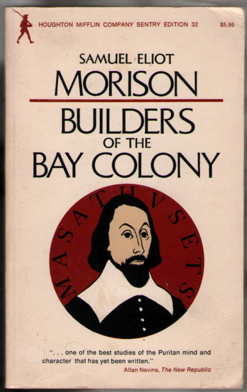 Image for Builders of the Bay Colony