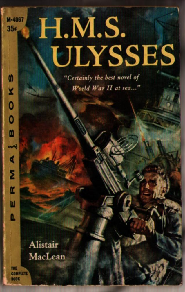 Image for H. M. S. Ulysses