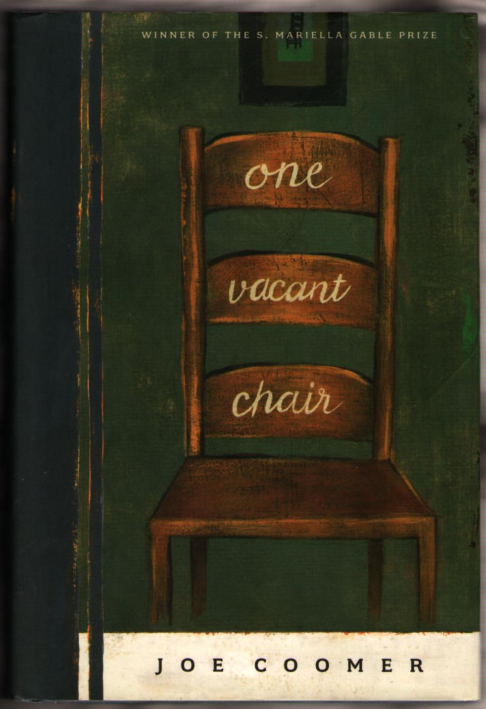 Image for One Vacant Chair