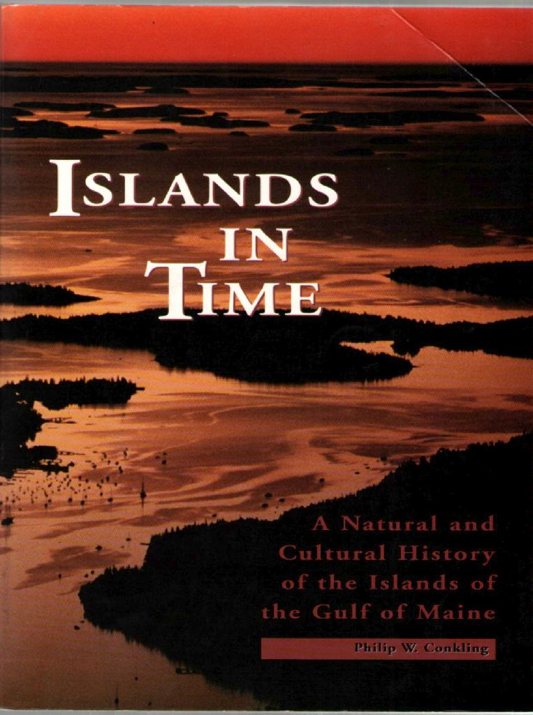 Image for Islands in Time: A Natural and Cultural History of the Islands of Maine