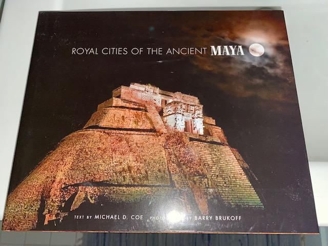 Image for Royal Cities of the Ancient Maya