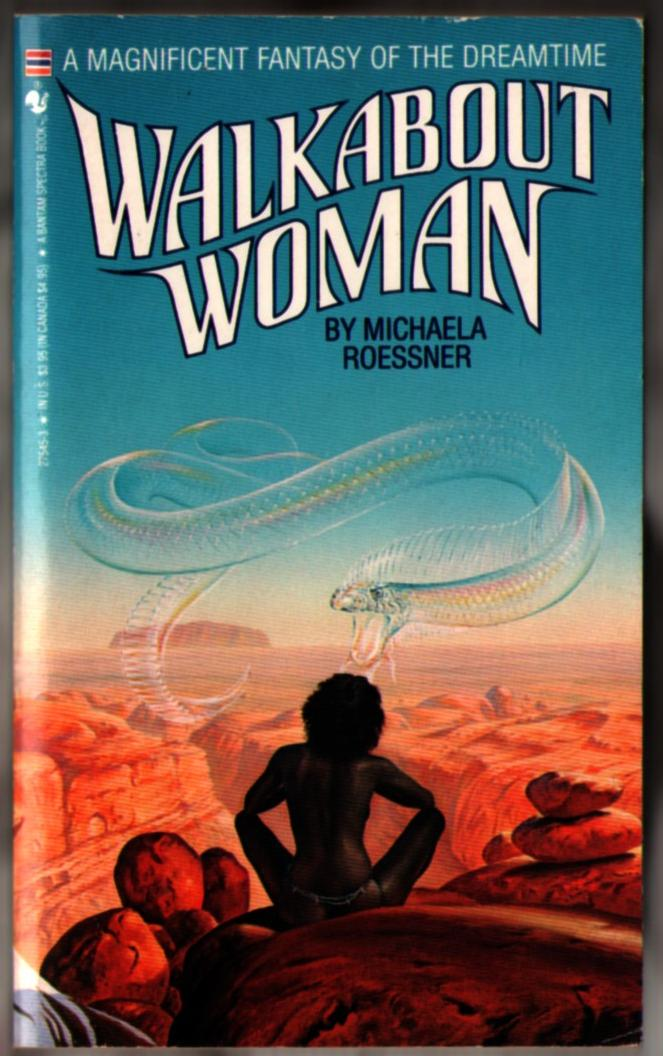 Image for Walkabout Woman