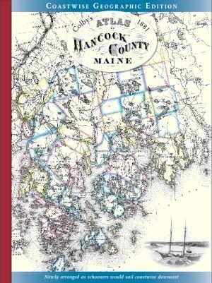 Image for Colby's Atlas of Hancock County Maine 1881