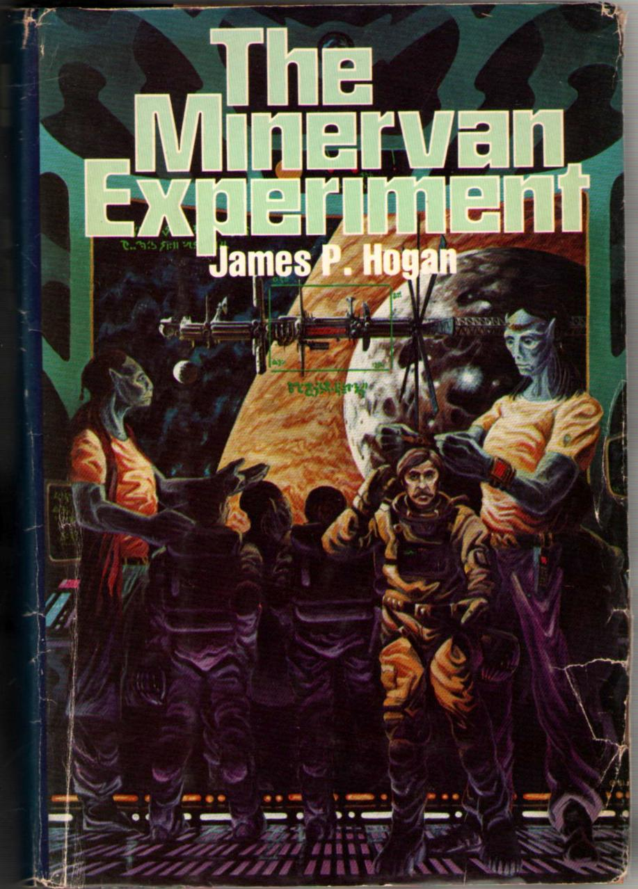 Image for The Minervan Experiment: Inherit the Stars; The Gentle Giants of Ganymede; Giant's Star