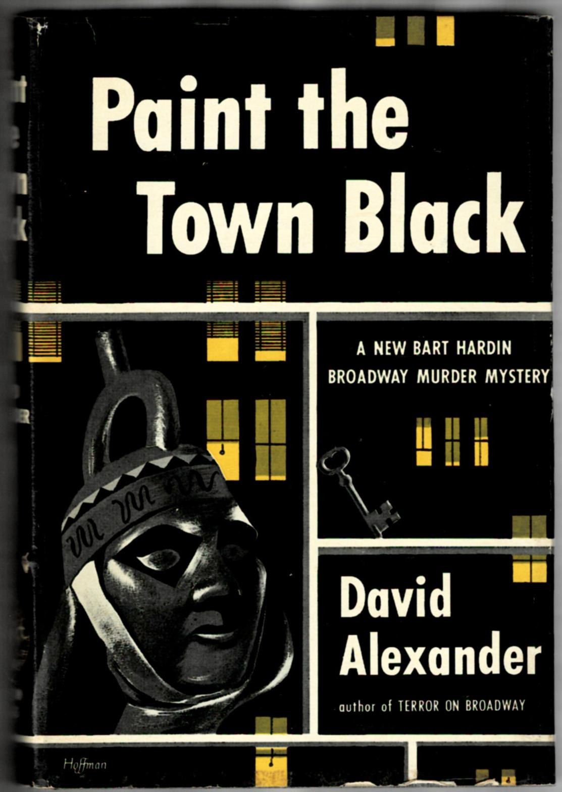 Image for Paint the Town Black