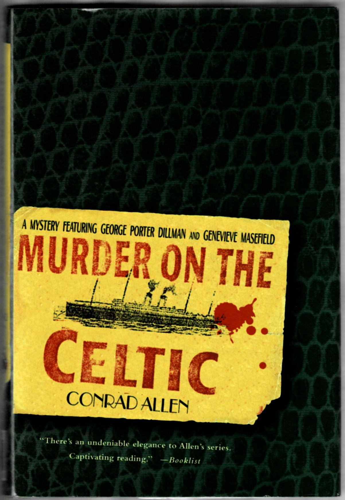 Image for Murder on the Celtic