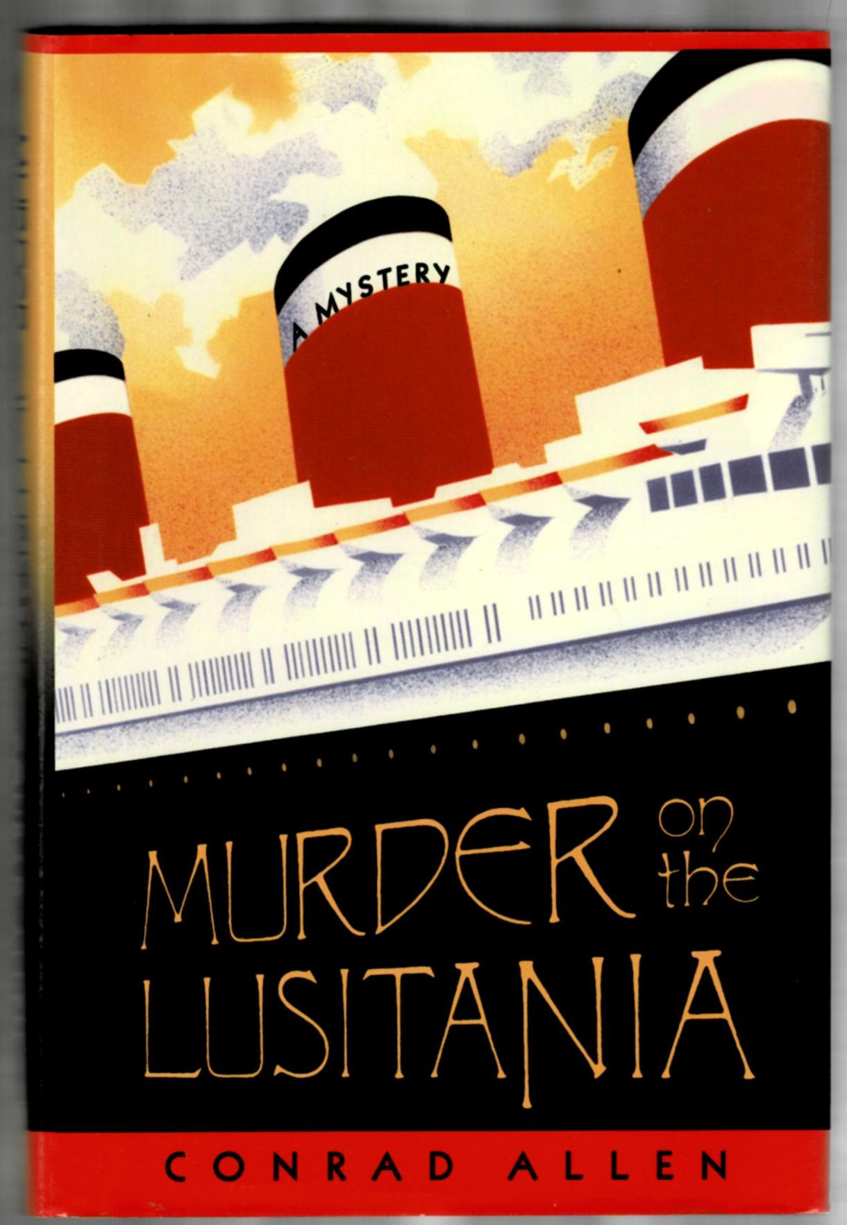 Image for Murder on the Lusitania