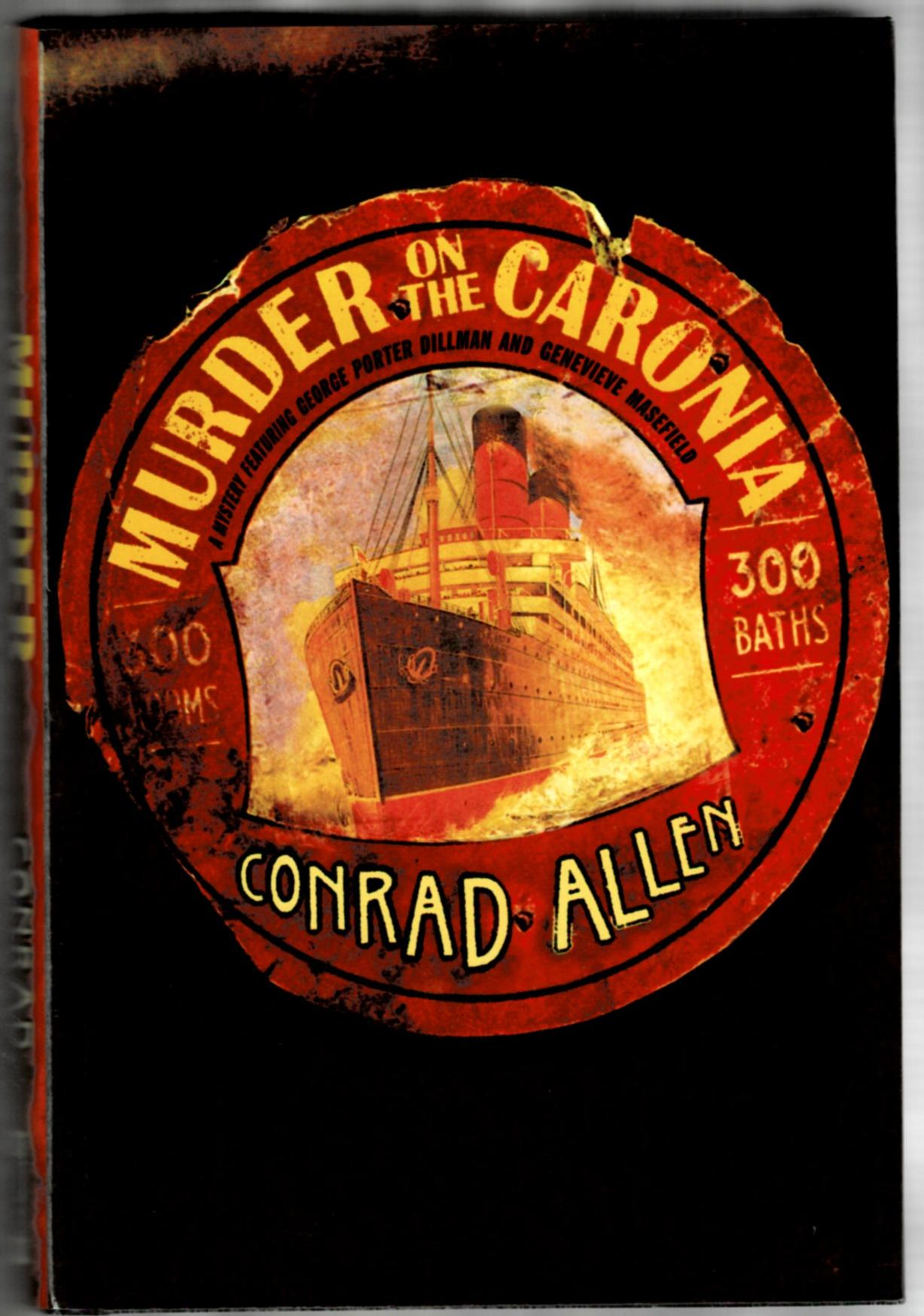 Image for Murder on the Caronia