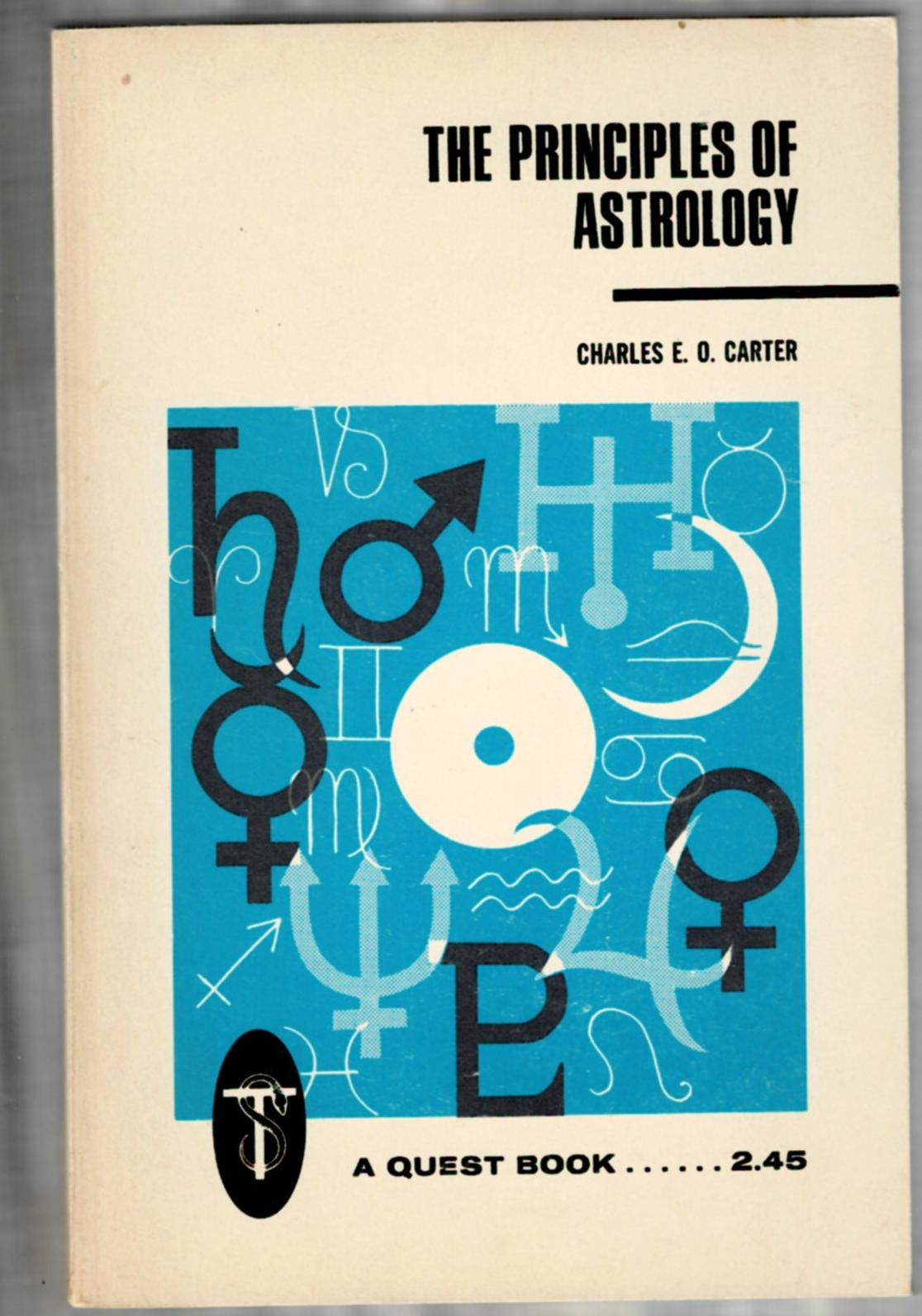 Image for The Principles of Astrology