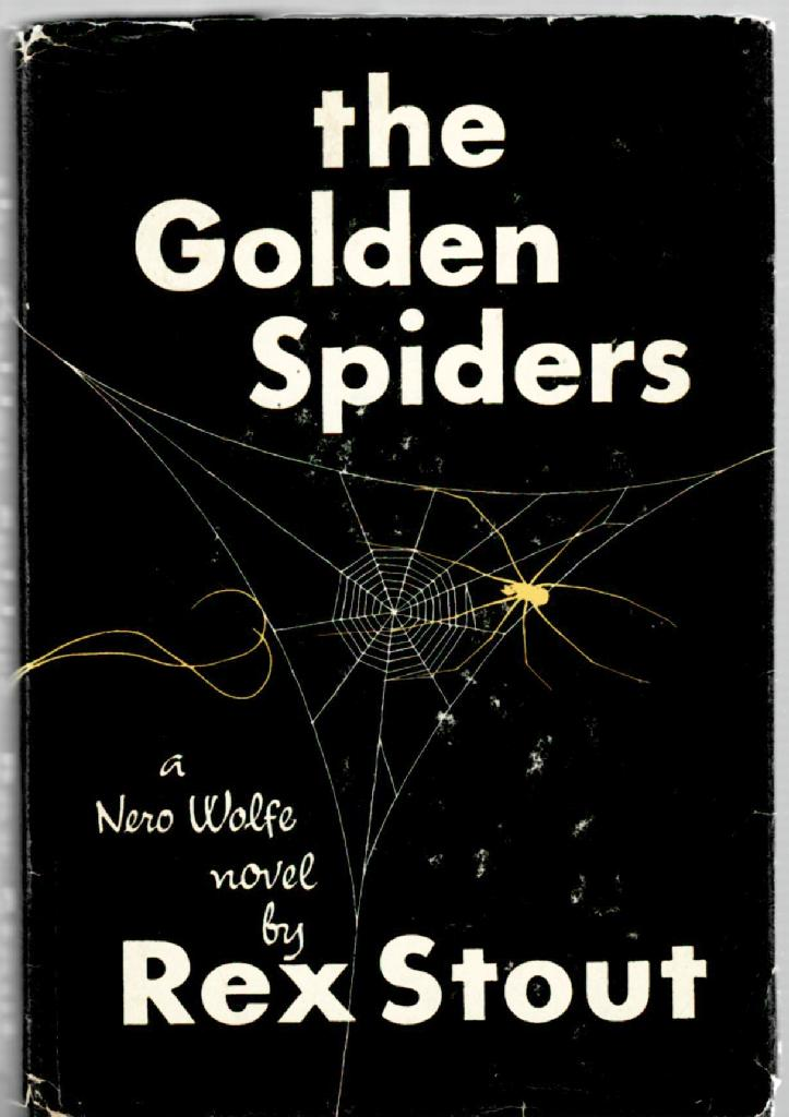 Image for The Golden Spiders