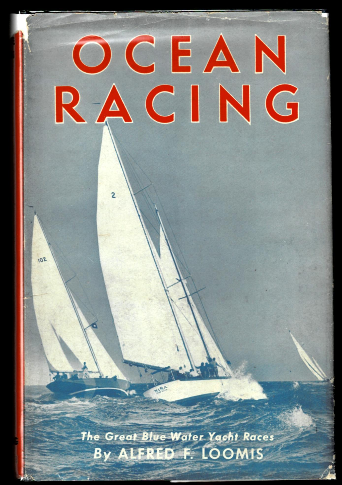 Image for Ocean Racing: The Great Blue Water Yacht Races