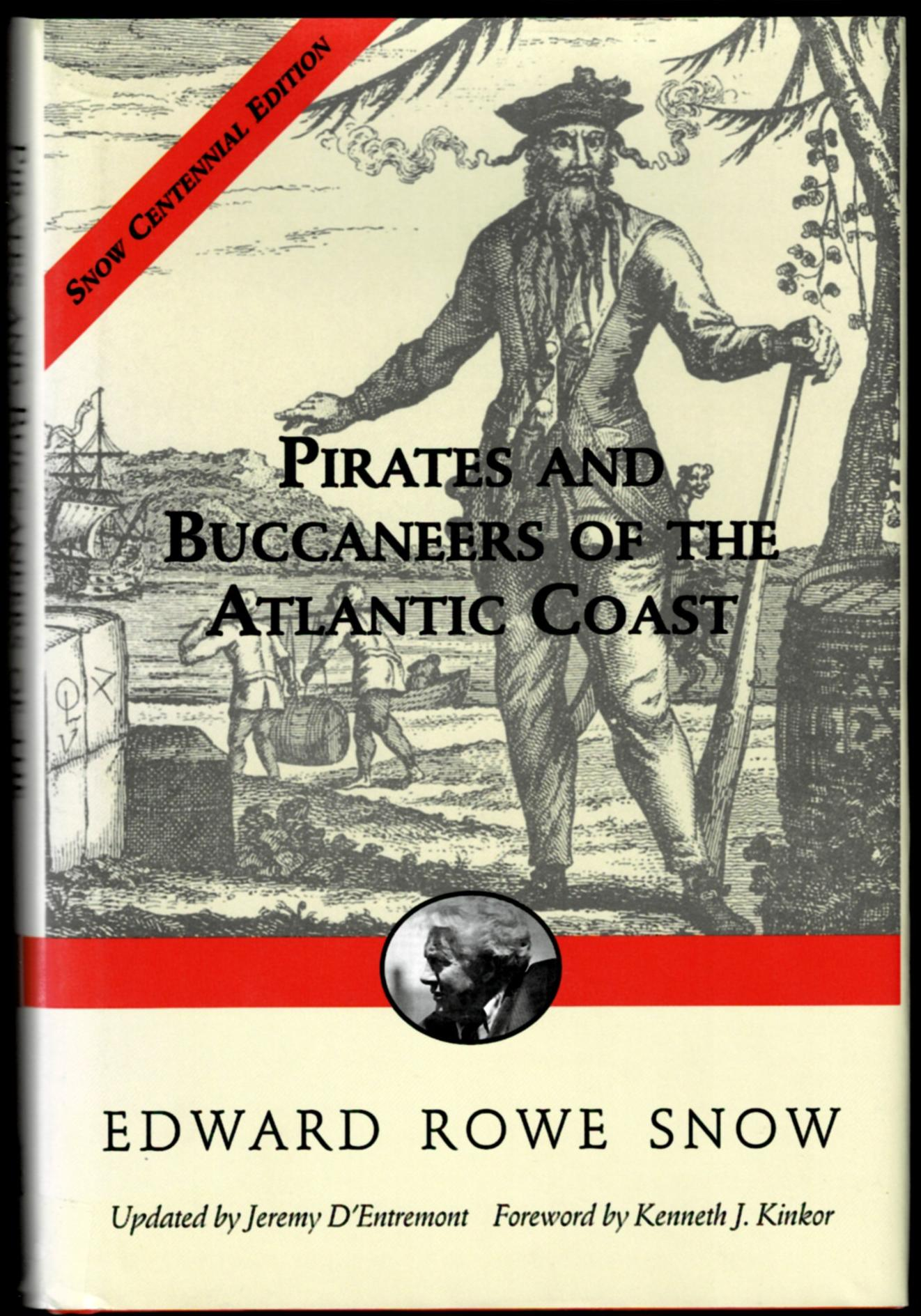 Image for Pirates and Buccaneers of the Atlantic Coast