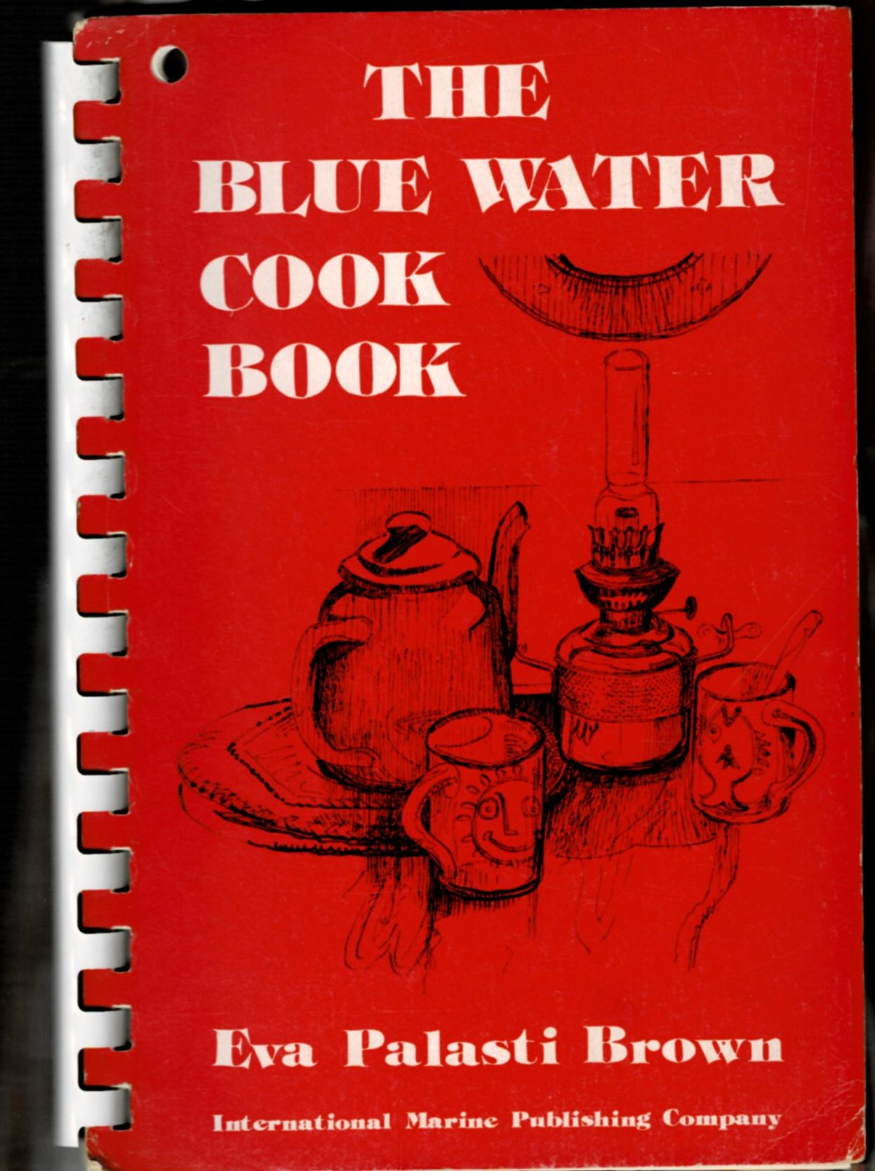 Image for The Blue Water Cook Book