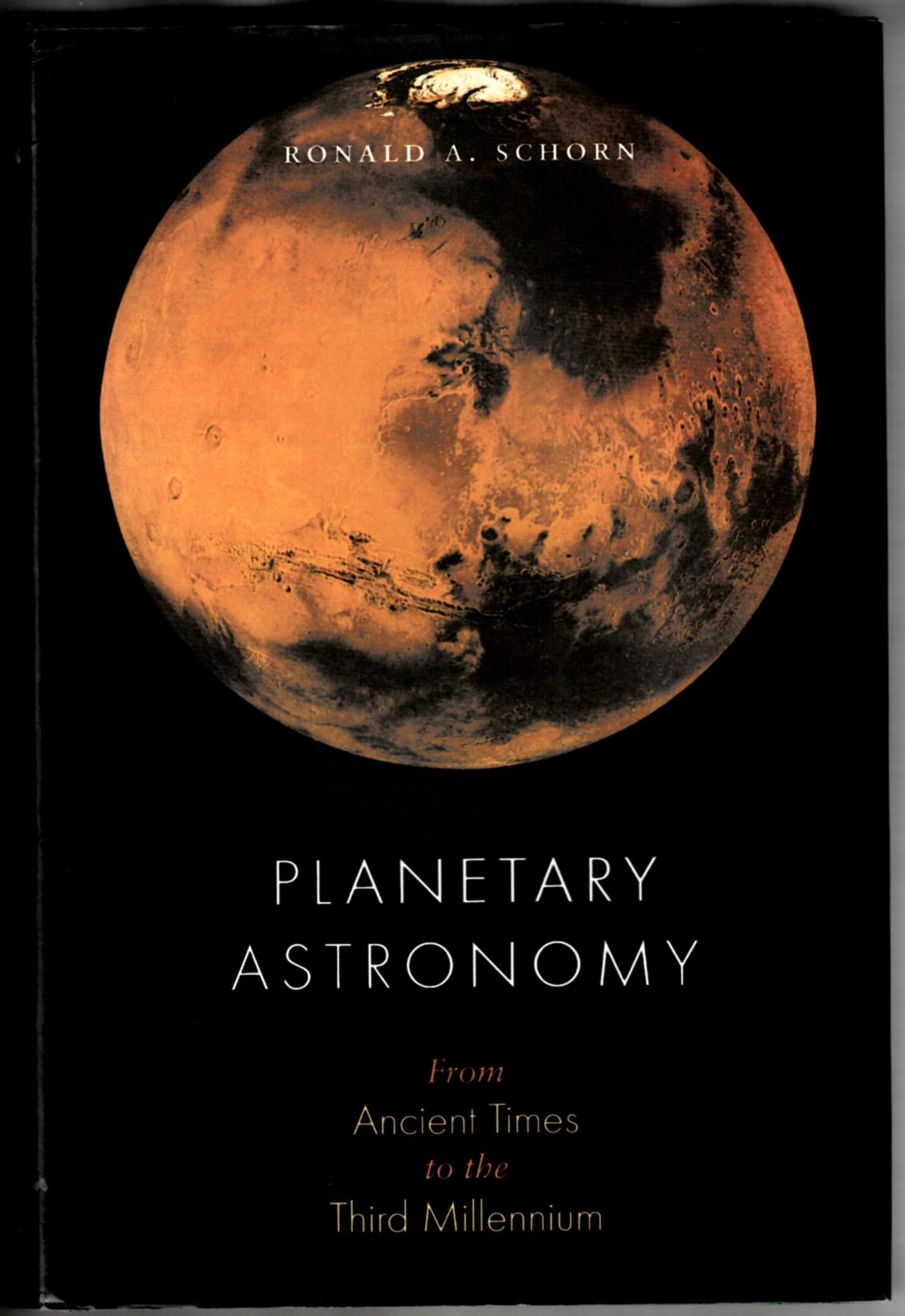 Image for Planetary Astronomy: From Ancient Times to the Third Millennium