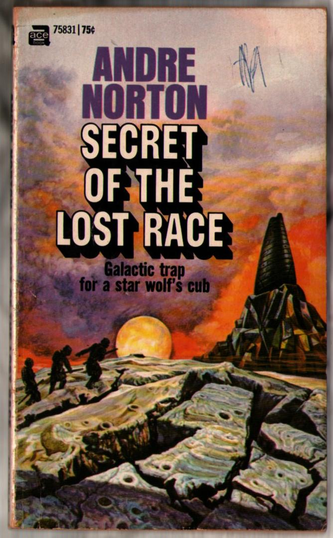 Image for The Secret of the Lost Race