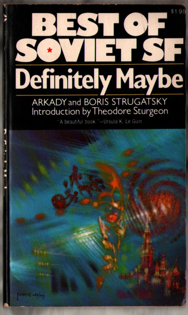 Image for Definitely Maybe: A Manuscript Discovered Under Unusual Circumstances