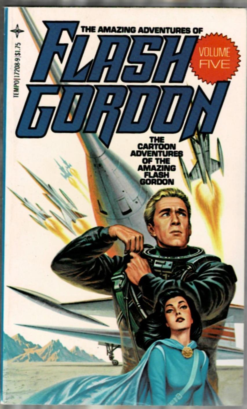 Image for The Amazing Adventures of Flash Gordon: Volume Five