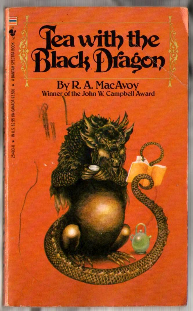 Image for Tea with the Black Dragon